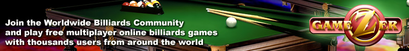 Multiplayer Online Billiards Games